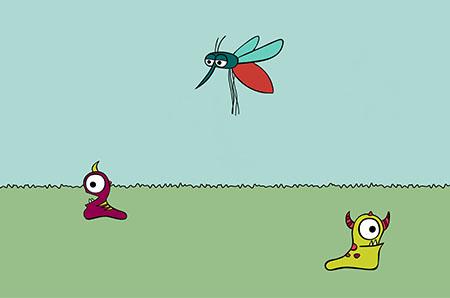 mosquito et cetera